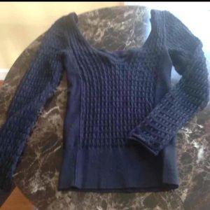 Free People Sweaters - Free people crop knit  summer sweater
